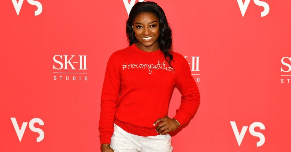 simone biles getty images