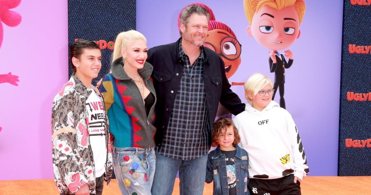 Gwen Stefani's Sons Had Special Roles for Her Wedding to Blake Shelton.jpg