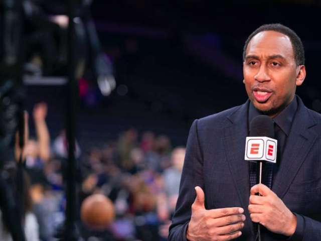 Stephen A. Smith's Take on Dwyane Wade and Nick Cannon Inspires Discourse on Twitter