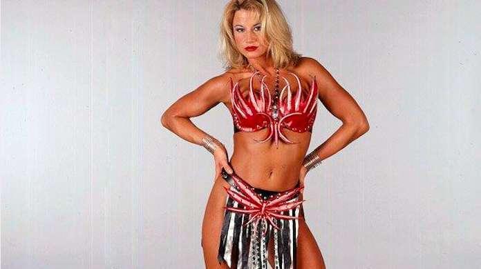 Sunny-WWE