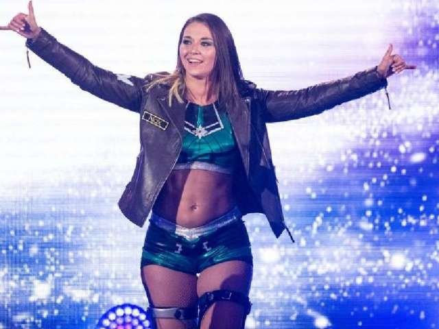 WWE: NXT Star Tegan Nox Comes out as Lesbian