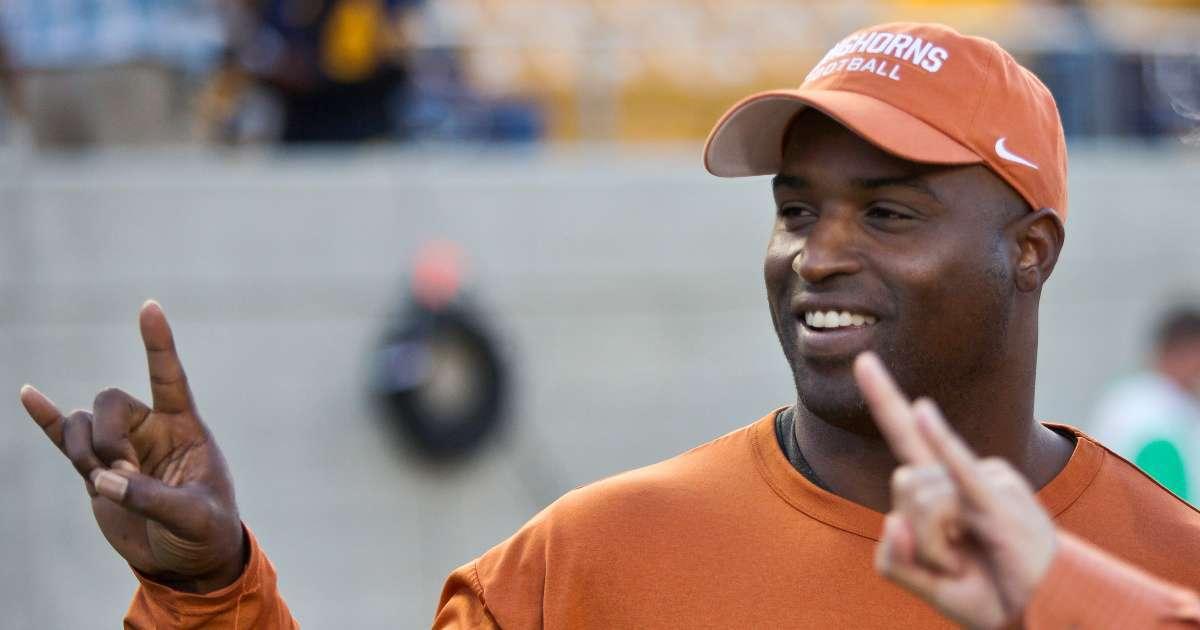 Texas Longhorns rename football stadium Ricky Williams Earl Campbell