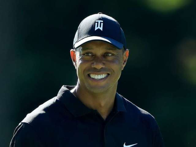 Tiger Woods Shows Support for Black Lives Matter Movement