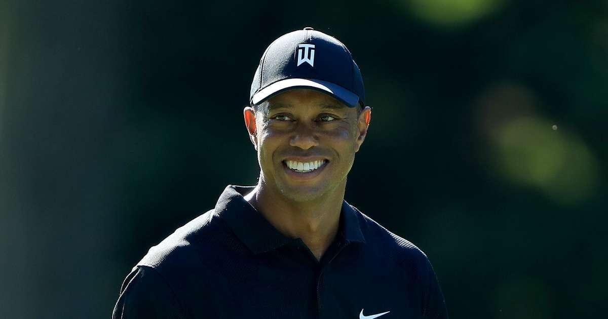Tiger Woods support Black Lives Matter movement