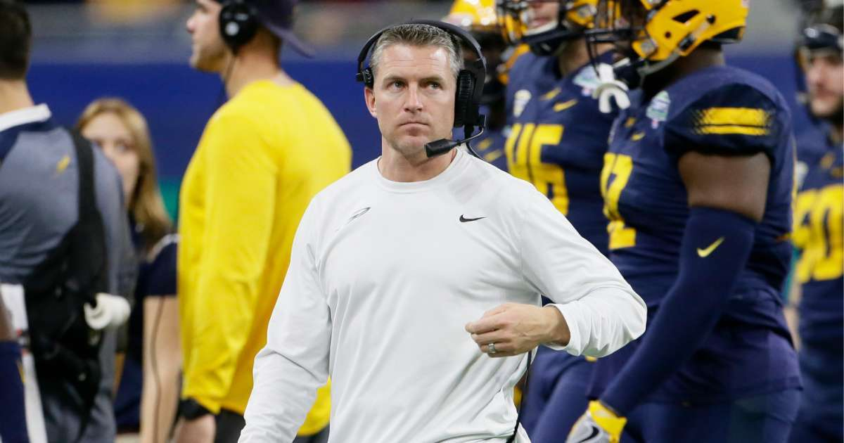 Toledo football coach Jason Candle tests positive coronavirus