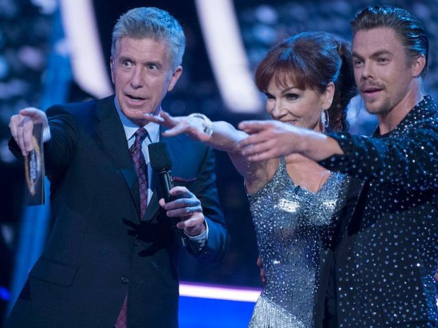 Derek Hough Reacts to Tom Bergeron's 'Dancing With the Stars' Firing