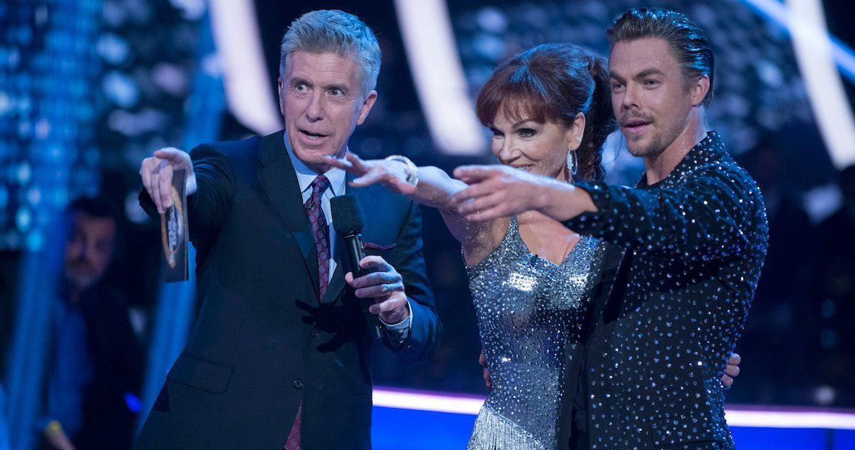 tom-bergeron-derek-hough-getty
