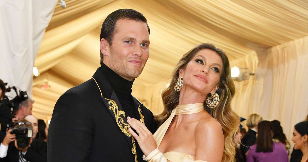 Tom Brady post 40th birthday tribute wife Gisele Bundchen