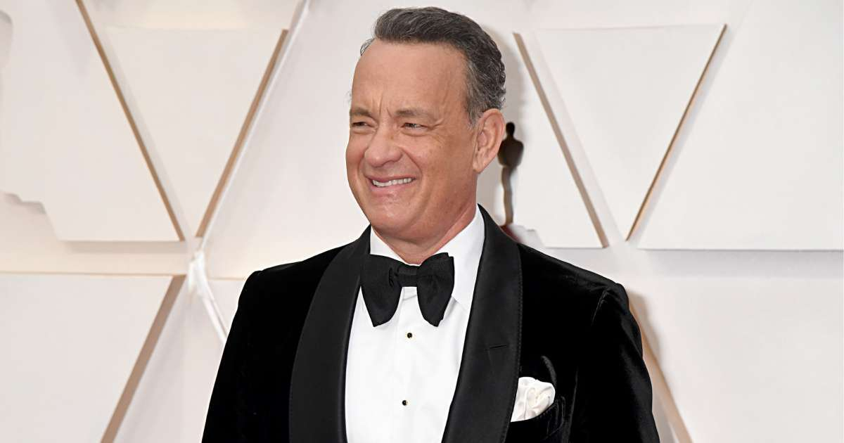 Tom Hanks sell hot dogs Oakland A's games