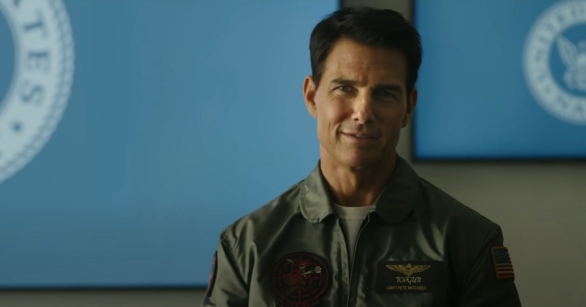 top gun maverick paramount
