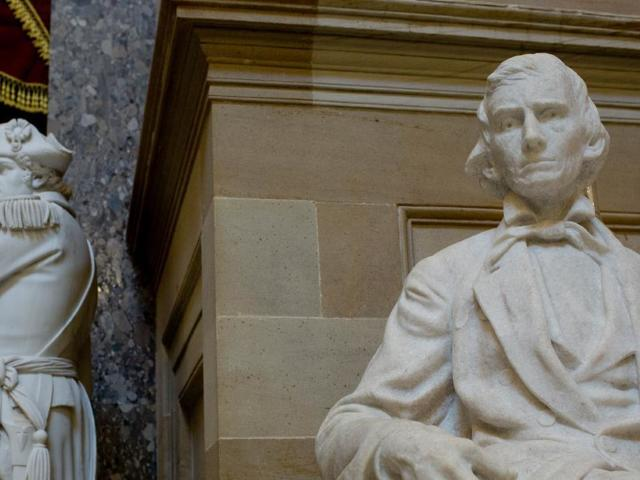 US House Votes to Remove Confederate Statues From Capitol