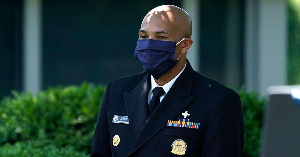 US Surgeon General urges citizens wear masks save college football