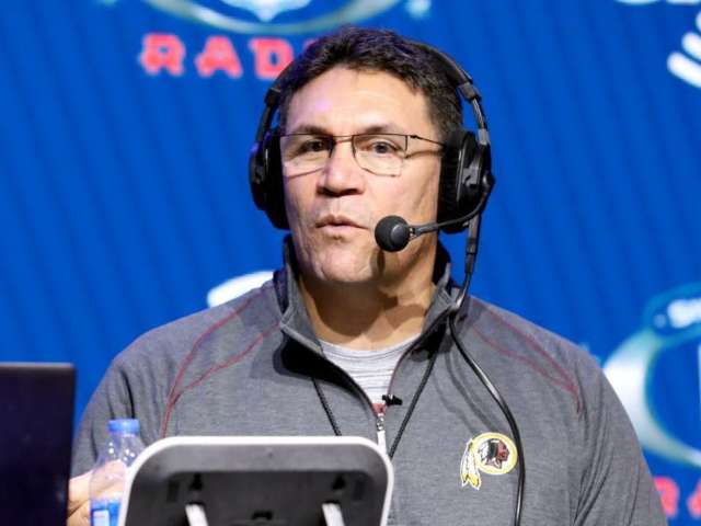 Washington Coach Ron Rivera Comments on Sexual Harassment Allegations by Former Executives