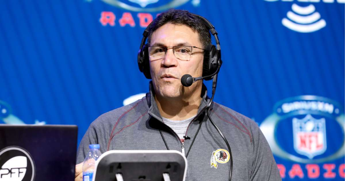 Washington coach Ron Rivera comments harassment allegations former executives
