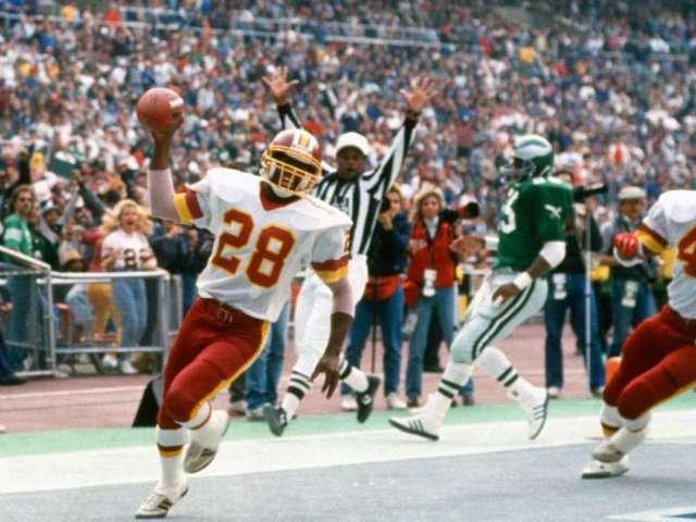 Washington's NFL Alumni React to Team Retiring Name and Logo