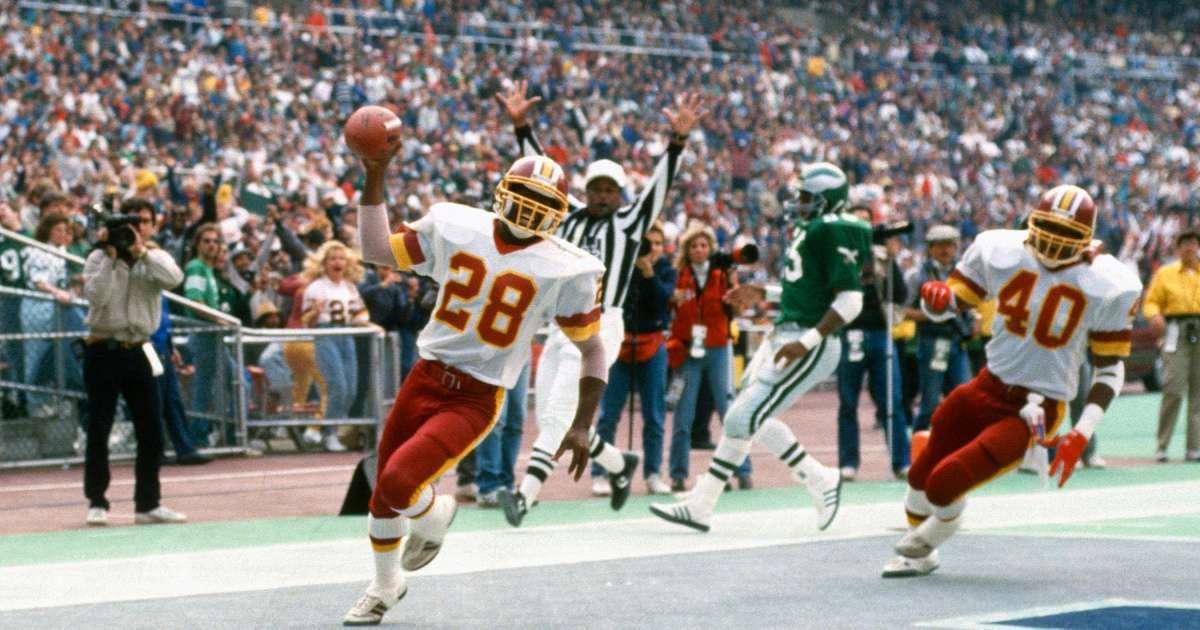 Washington NFL alumni reacts team retiring name logo