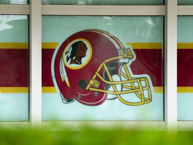 Washington NFL Team Announces New Nickname