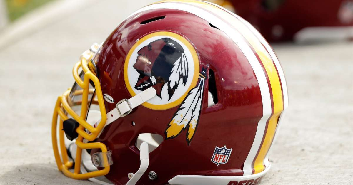 Washington Redskins Madden NFL 21 remove team name logo