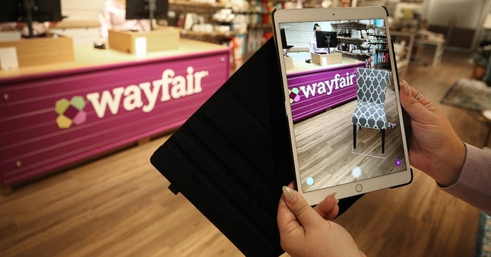 wayfair getty images