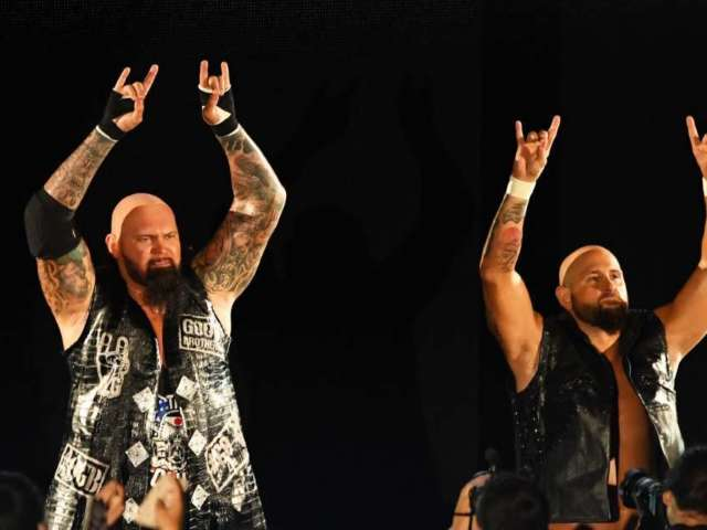 WWE Alums Karl Anderson and Luke Gallows Likely Headed to Impact Wrestling