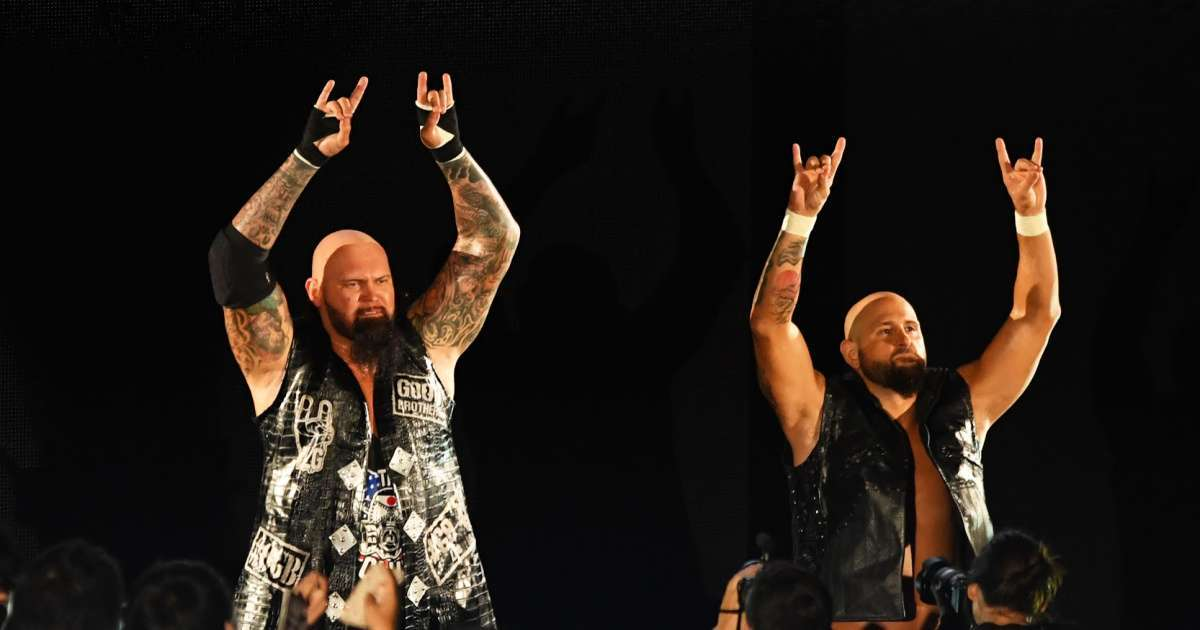 WWE alums Luke Gallows Karl Anderson likely headed Impact Wrestling