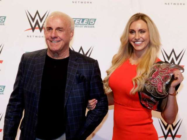 WWE: Ric Flair Pushes Back Against Daughter Charlotte's Critics