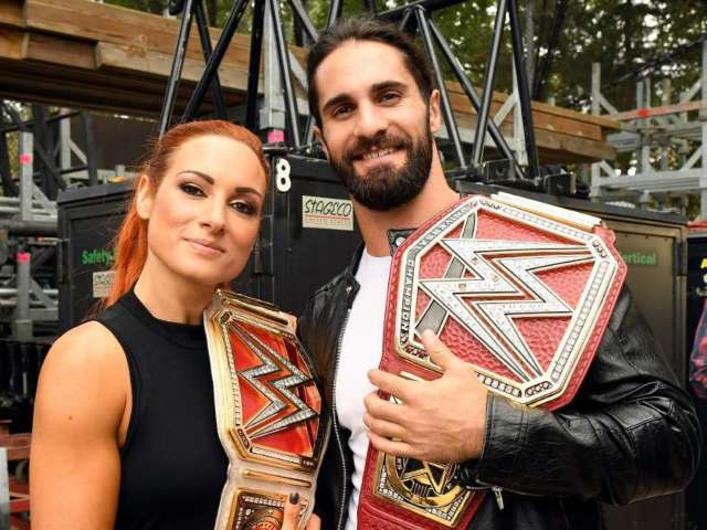 WWE: Seth Rollins Reveals Becky Lynch's Plans After Pregnancy