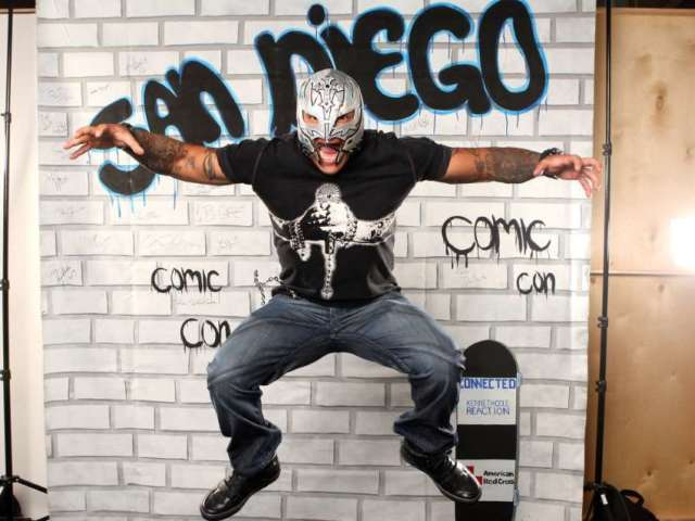WWE Updates Rey Mysterio's Health After He 'Lost' His Eye