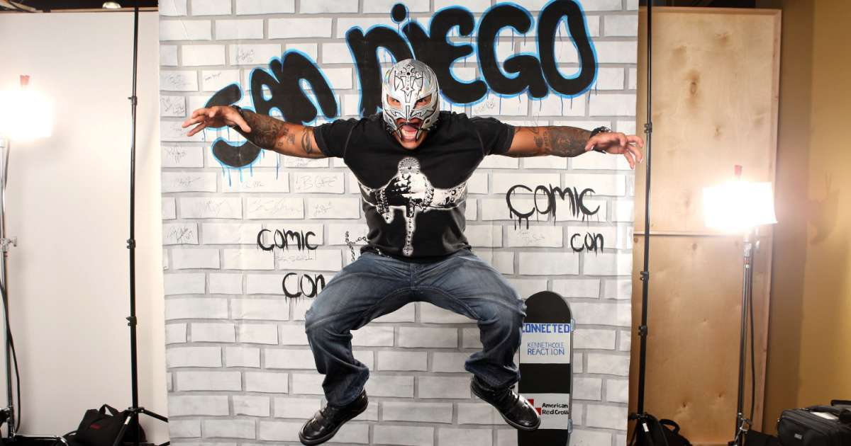 WWE updates Rey Mysterio's health lost eye