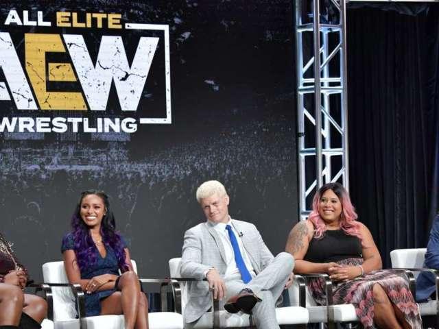 'AEW Dynamite' Episodes Rescheduled on TNT Due to NBA Playoffs