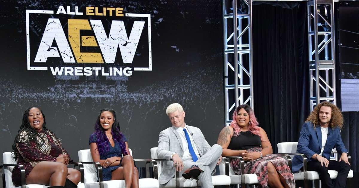 AEW Dynamite episodes rescheduled TNT NBA playoffs