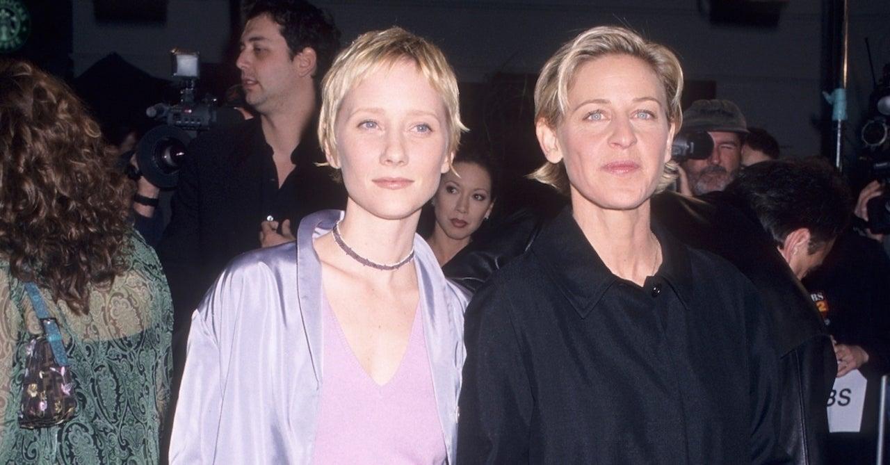 Ellens Ex Anne Heche Breaks Her Silence On Show Scandal