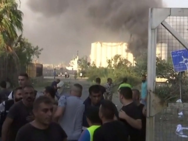 Beirut Explosion: Lebanese Red Cross Official Says There Are Hundreds of Casualties, Both Dead and Wounded