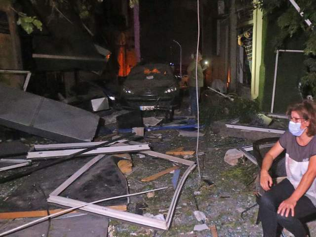 Beirut Explosion Death Toll Now at Least 50, Health Minister Says