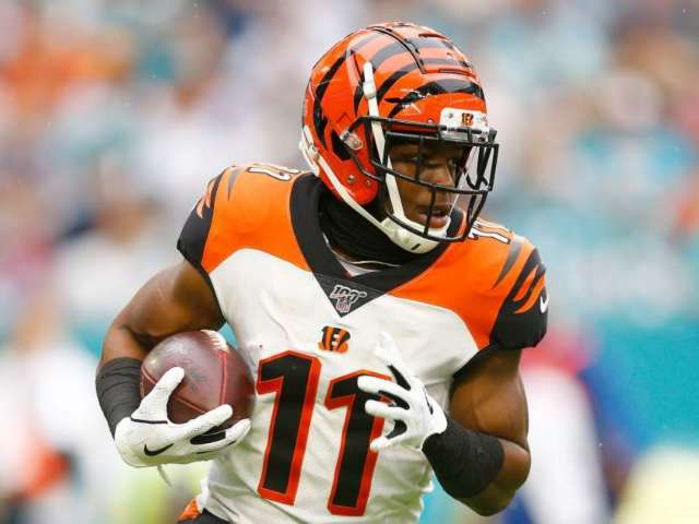 Bengals' John Ross Leaves Camp After Son Tests Positive for Coronavirus
