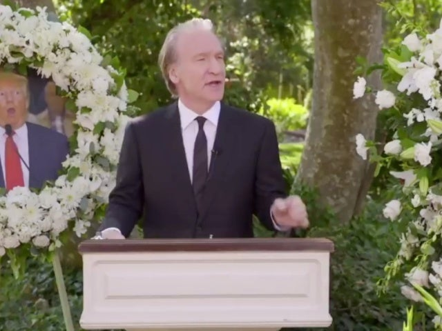 Bill Maher Reveals 'Eulogy' for Donald Trump, and the POTUS Is Fuming