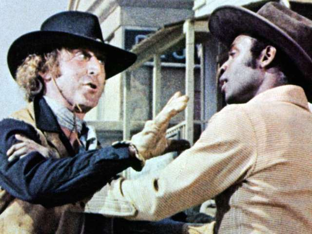 'Blazing Saddles' Note Added Before Movie on HBO Max in Wake of 'Gone With the Wind' Controversy