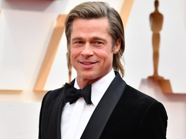 Brad Pitt Spotted in France With Rumored Girlfriend Nicole Poturalski
