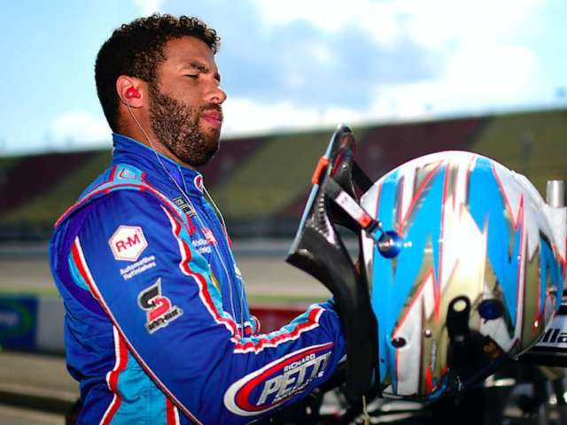 Bubba Wallace Scores Sponsorship With Outdoor Company Columbia Sportswear