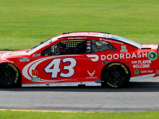 Bubba Wallace to Drive 'Fastest Fish' in NASCAR During Doubleheader Weekend