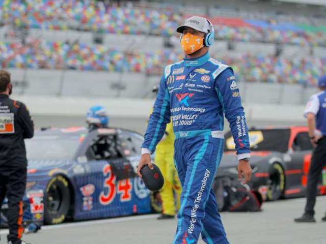 Bubba Wallace Sounds off After Incident With Joey Logano Takes Away Possible Victory