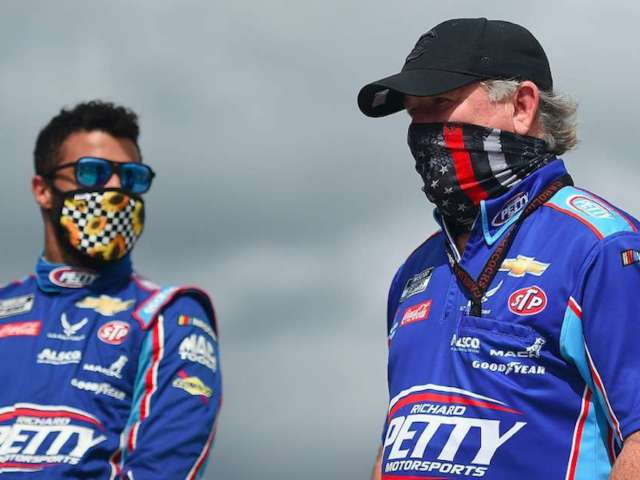 Why Bubba Wallace and Corey LaJoie's Crews Chiefs Were Recently Suspended