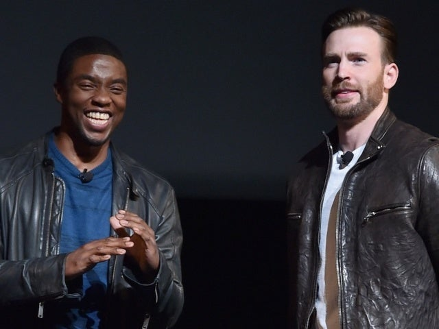Chris Evans Is 'Absolutely Devastated' Over Death of 'Avengers' Co-Star Chadwick Boseman