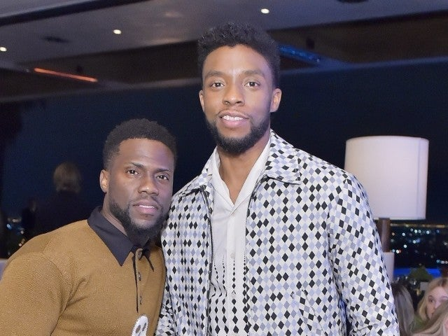 Kevin Hart on Chadwick Boseman's Death: 'I Honestly Can't Process It'