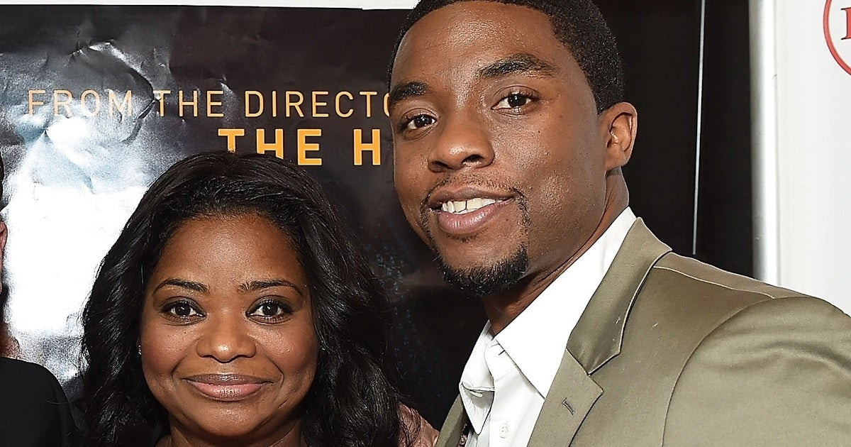 chadwick boseman octavia spencer getty images