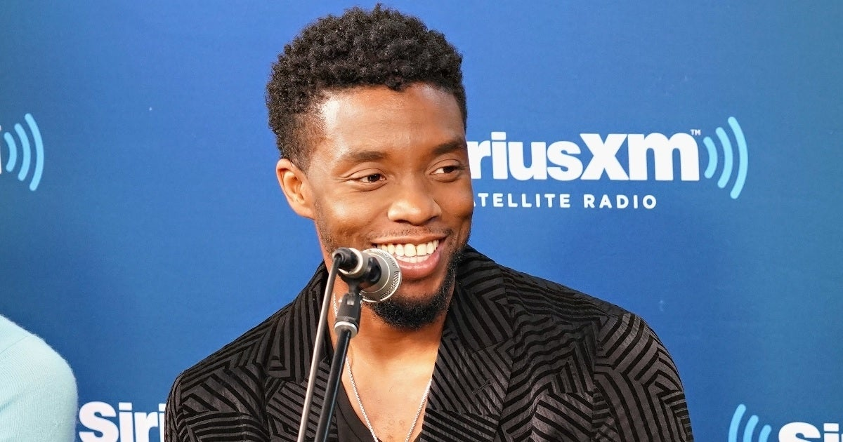 chadwick boseman siriusxm 2018 getty images