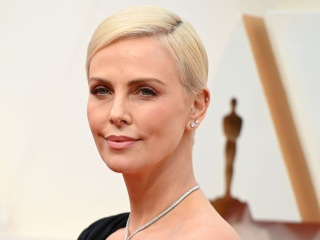 Charlize Theron Shares Rare Photo With Her Daughters for Her 45th Birthday