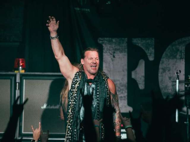 Chris Jericho's Band Fozzy Plays Concerts Despite Coronavirus Pandemic