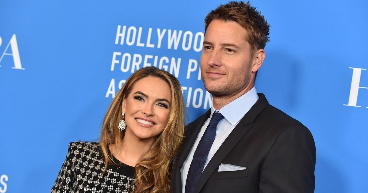 chrishell stause justin hartley getty images