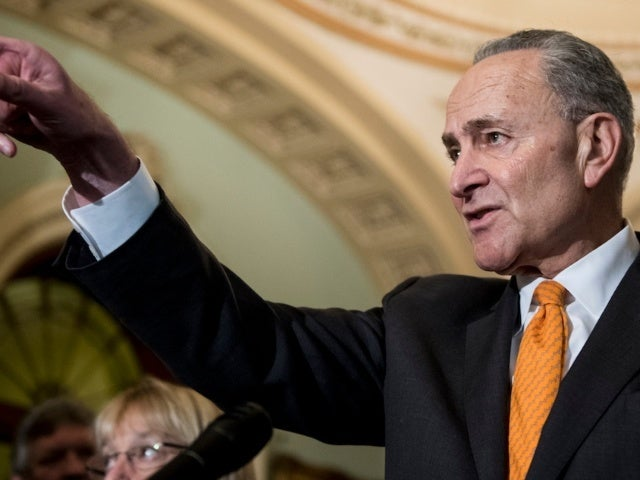 Chuck Schumer Gets Ripped by Social Media for His Takeaway on 'Suicide Prevention' Amid COVID Relief Talks